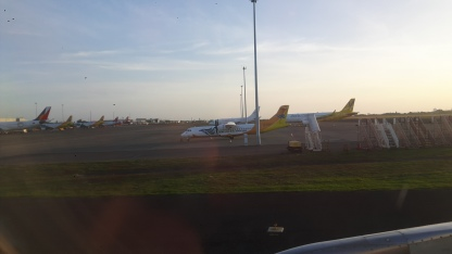 Morning at Cebu airport