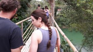 twin bridge walk